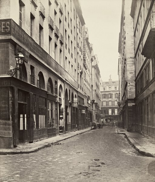 Marville : rue Boucher