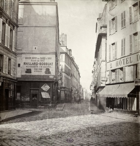 Marville : rue Jacob