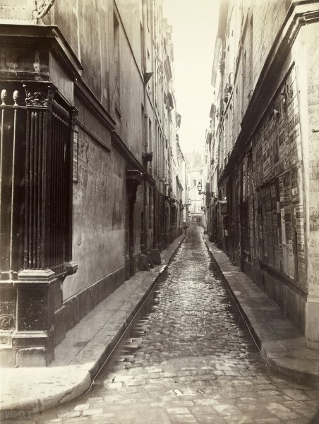 Marville : rue Visconti