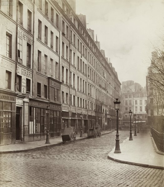 Marville : rue des Innocents