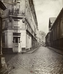 Marville : rue du Four