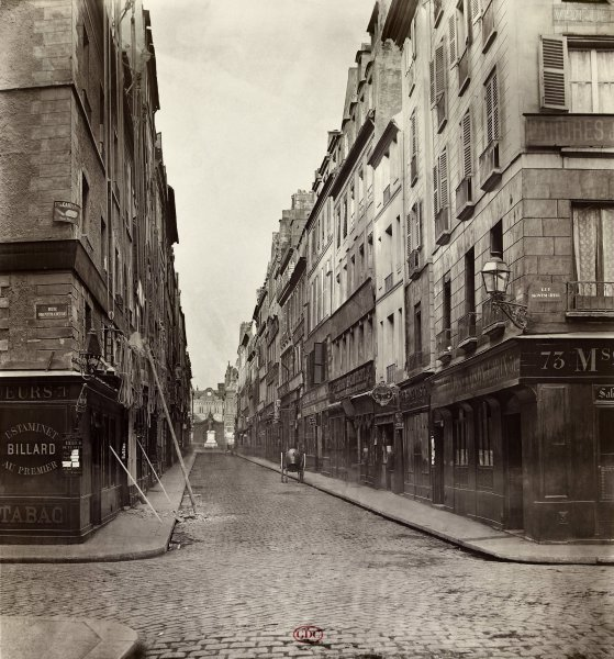 Marville : rue d'Aboukir