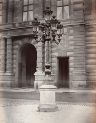 Charles Marville : place du Palais-Royal