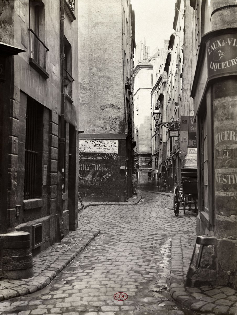 Marville : rue Zacharie