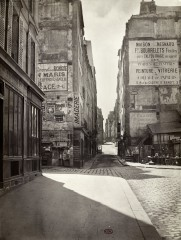 Marville : rue Saint Jacques
