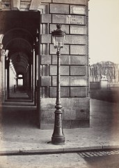 Charles Marville : rue Royale