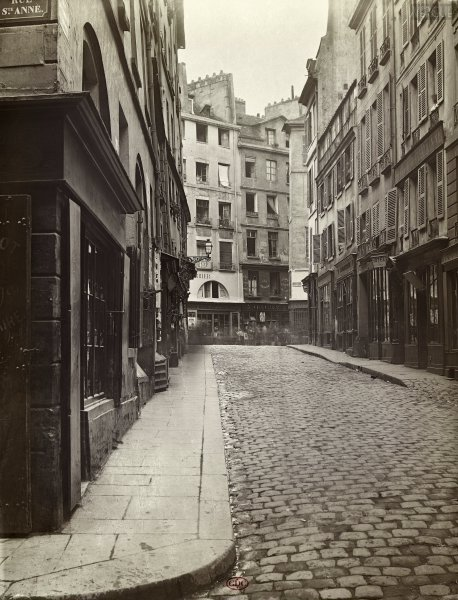 Marville : rue des Orties