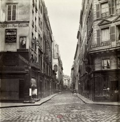 Marville : rue Gaillon