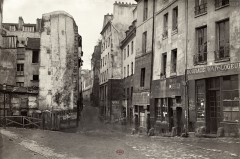 Marville : rue Traversine
