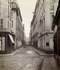 Marville : rue de Grammont