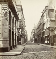 Marville : rue de Richelieu