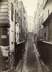 Marville : rue du Paon
