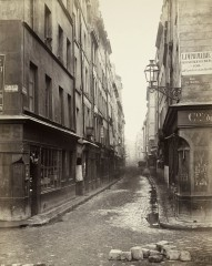 Marville : rue Beaubourg