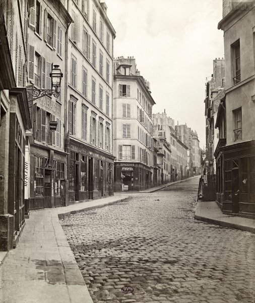 Marville : rue du Rocher