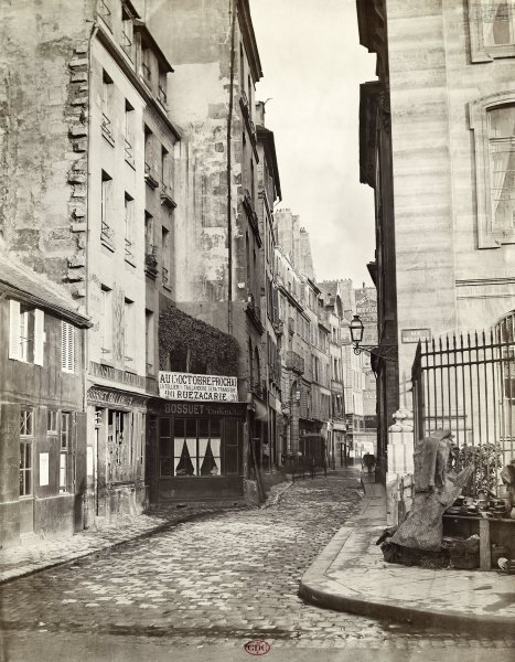 Marville : rue Saint Christophe