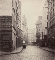 Rue des Lombards, 1864