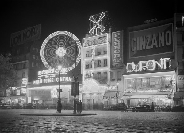 Moulin rouge, 1936