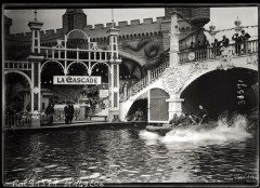 La Cascade de Magic-City, 1913