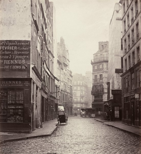 Marville : rue des Lombards