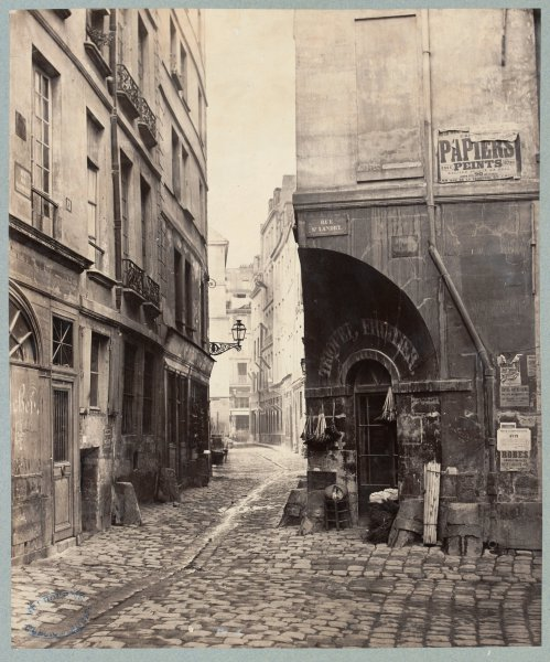 Marville : rue des Marmousets