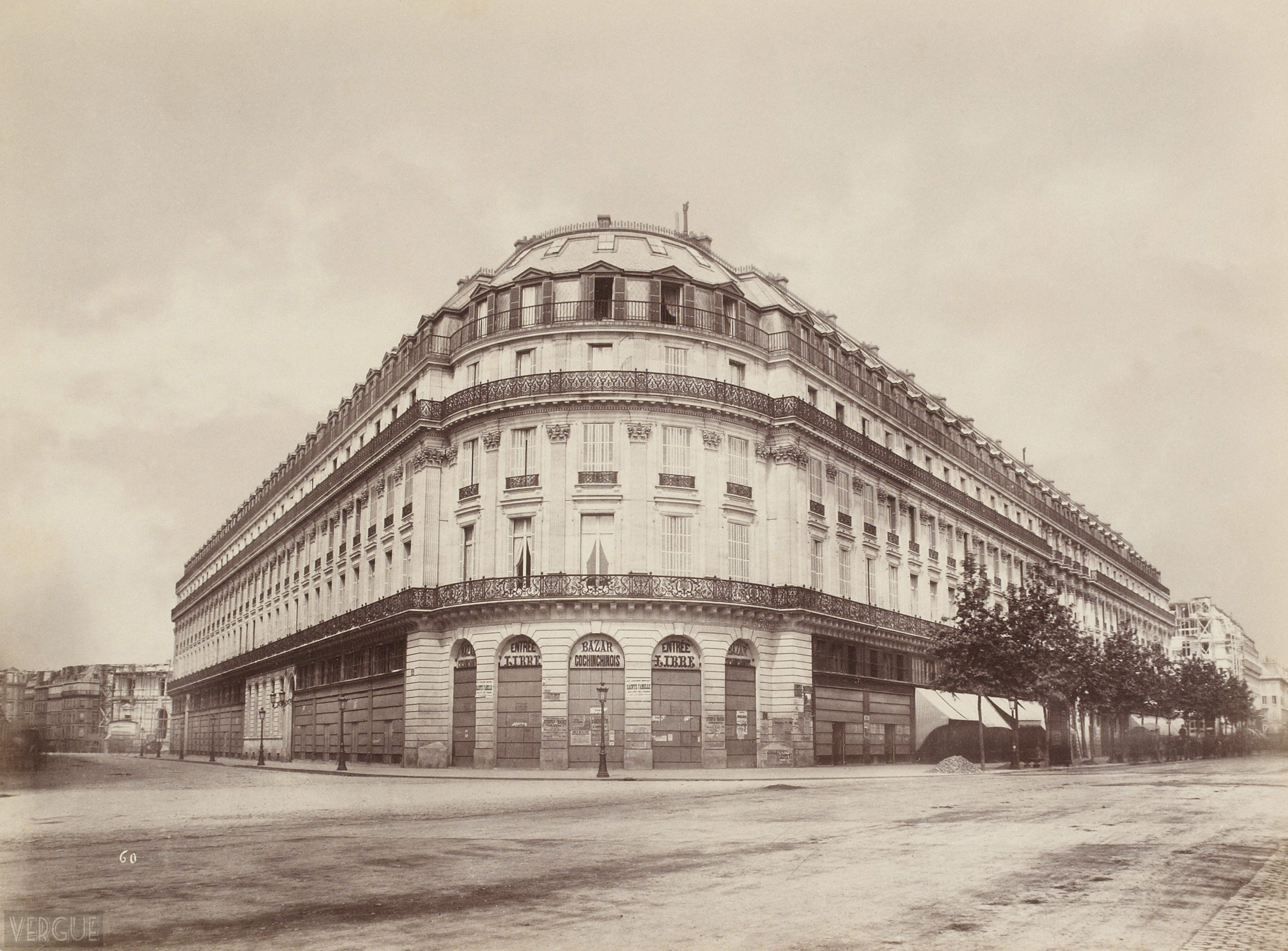 Le grand h tel c 1864 vergue for Le grand hotel