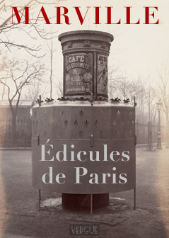 Marville : édicules de Paris